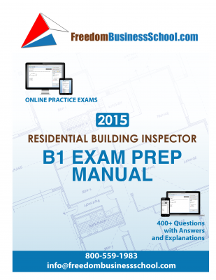 2015 Residential Building Inspector